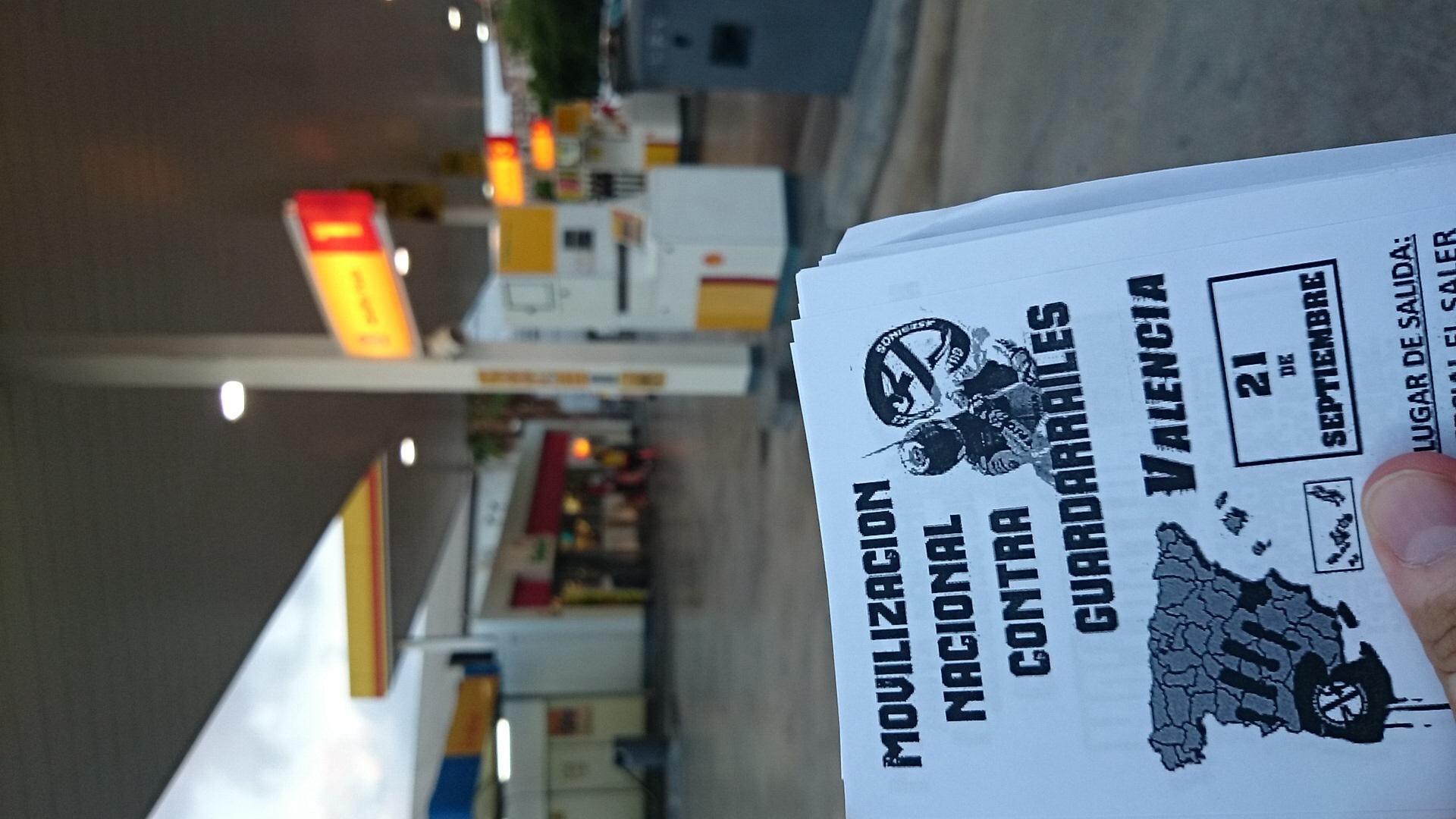 Reparto gasolineras