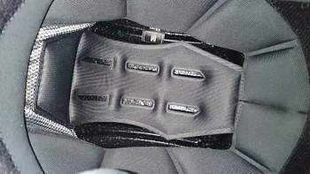 Scorpion EXO 710 AIR interiores