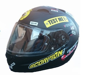 casco scorpion exo 1200 air